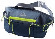 Спортивная сумка McKinley 289490-902509 серый с салатовым