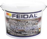 Лак для каменю Stein Lack Feidal шовковистий мат 2.5 л прозорий