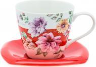 Сервіз чайний Flower 12 предметів на 6 персон