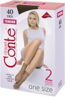 Носки Conte TENSION 40 р. 23-25 черный