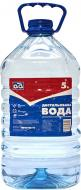 Вода дистильована AD VODA 5L 5 л