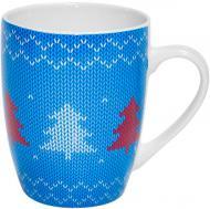 Чашка Цветные ёлки 360 мл 21-279-008 Helfer