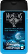 Гель-шампунь Le Petit Marseillais Кедр та мінерали 250 мл