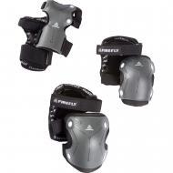 Набор защиты Firefly Sportsline 2.0 244918-900050 р. XL серый