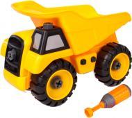 Ігровий набір Kaile Toys самоскид і бетонозмішувач KL716-1