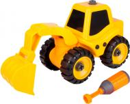 Трактор Kaile Toys з аксесуарами KL716-2