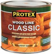 Пропитка Protex WOOD LINE CLASSIC безцветная мат 2,1 л