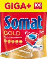 Таблетки для ПММ Somat Gold Giga+ 100 шт.