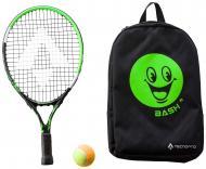 Ракетка для большого тенниса TECNOPRO р.OS Bash 19 w/ Backpack 288344-900050