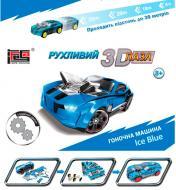 3D-пазл Hope Winning Гоночна машина Ice Blue