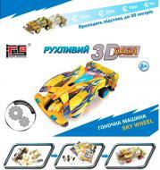 3D-пазл Hope Winning Гоночна машина Sky Wheel
