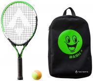 Ракетка для большого тенниса TECNOPRO р. OS Bash 21 w/ Backpack 288353-901050