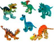 Игровой набор Baby Team Динозавры 6 шт