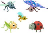 Набор игрушек Baby Team Насекомые 5 шт
