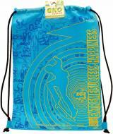 Екосумка-рюкзак Екстрим блакитний