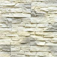 Плитка бетонна пряма Живий камінь Американа 10 0,5 кв.м