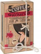Набір кавовий Shokopack For Beautiful Woman 100 г кави + 5 шоколадних компліментів 100 г
