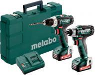 Набір акумуляторного інструменту Metabo Сombo Set 2.7.1 12 v 685166000