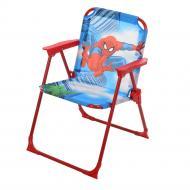 Стульчик складной Bambi JH01 Человек-паук Красный (US00195)