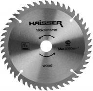 Пиляльний диск Haisser 160x20x2,0 Z48 HS109027