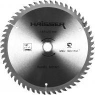 Пиляльний диск Haisser  185x20x1.7 Z54