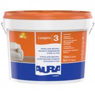 Краска акрилатная водоэмульсионная Aura® Luxpro 3 глубокий мат белый 10л