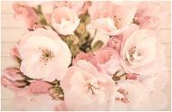 Плитка Cersanit Сакура квітка декор 30x45