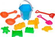 Same Toy Голубой 11 элементов B007-1Ut-1