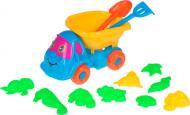 Набор для песочницы Same Toy 11 элементов B011-Cut-1