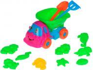 Набор для песочницы Same Toy 11 элементов B011-Cut-2