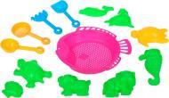 Набор для песочницы Same Toy 13 элементов B002-3Ut-2