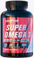 Жироспалювач Vansiton Super Omega 3 170 г 120 капс.