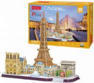 3D-конструктор CubicFun CITY LINE PARIS