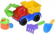 Игровой набор Same Toy для игр с песком с экскаватором HY-1810WUt-1