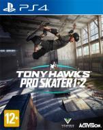 Гра Sony Tony Hawk Pro Skater 1&2