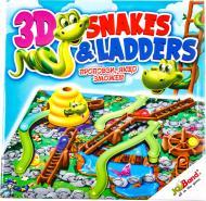 Игра настольная Joy Band Змейки и лестницы