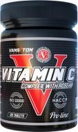 Енергетик Vansiton Вітамін C з шипшиною 120 шт./уп. 120 капс.