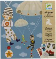Художній комплект Djeco Хлопчики з парашутами DJ08772