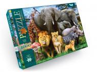 Пазлы Danko Toys 1000 эл. с.10 №9 Animal Planet С1000-10-09