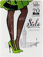 Колготки SIELA CLASSIC 20 den glase р. 3 світло-коричневий