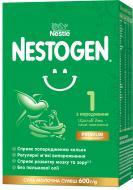 Суха молочна суміш Nestle Nestogen для дітей з народження з лактобактеріями 1 L.Reuteri 600г