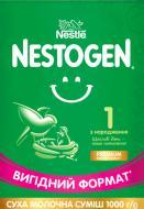 Суха молочна суміш Nestle Nestogen для дітей з народження з лактобактеріями 1 L.Reuteri 1000г