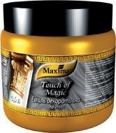 Декоративна фарба Maxima акрилова золото 0.5кг
