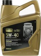 Моторне мастило MOTOR GOLD Supertec 5W-40 4л