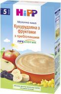 Каша молочная Hipp кукурузная с фруктами и пребиотиками 9062300126539 250 г
