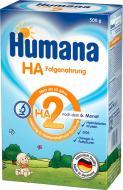 Суха молочна суміш Humana Hipoallergene НА 2 з пребіотиками 500 г 4031244763297