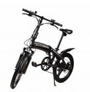Електровелосипед TAILG Cool Time Black