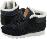 Кроссовки Reebok CL LTHR ARCTIC BOOT CN3744 р.38,5 черный