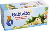 Чай Bebivita Заспокійливий 30 г 4820025490770