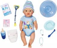 Лялька Zapf Baby Born Чарівний малюк 43 см з чіпом і аксесуарами 822012